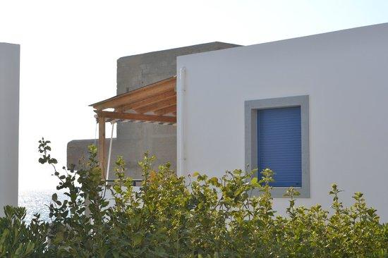 Appartments Finikas: balcony
