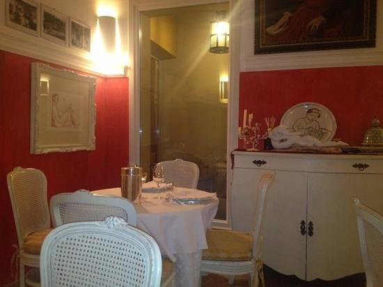 Albergo Ristorante Egadi : sala da pranzo