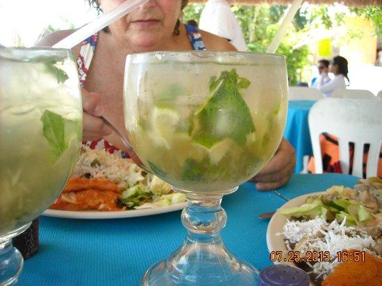 Velavento Beach Hotel: Mojito