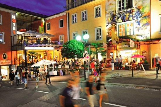 Erlebnis Post Stadthotel -  Hotel mit EigenART: Hotel Erlebnis-Post