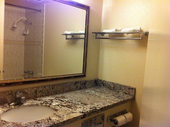 Cozy Inn: Nice & Clean Granite Countertop