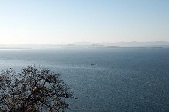 A view a Lake Kariba