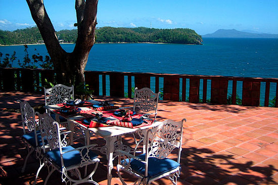 Punta Del Este: East terrace, Varadero Bay, Verde Island (Kasbah Remo)