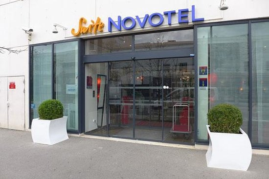 Novotel Suites Marseille Centre Euromed: Mai 2013