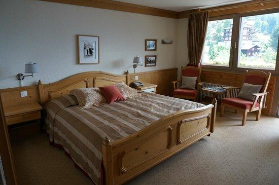 Hotel Caprice: Room
