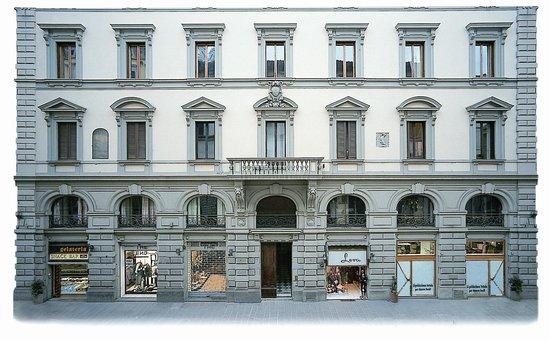 Palazzo Ruspoli: Hotel Building