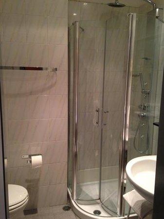 Hotel Waldorf Palace: bagno