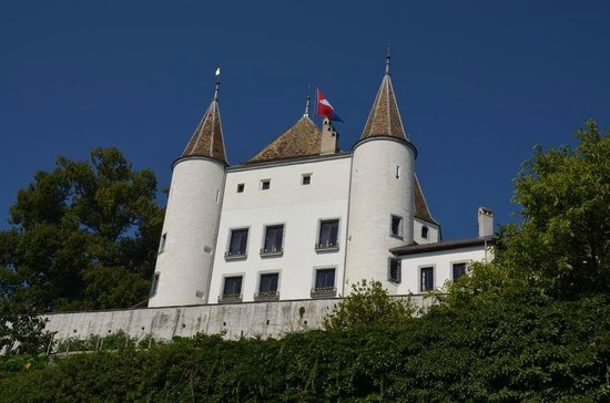 The Museum in the Nyon Castle Review of Chateau de Nyon Nyon