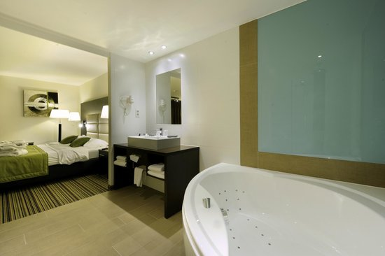 Charleroi Airport Hotel: Bathroom (Business type)