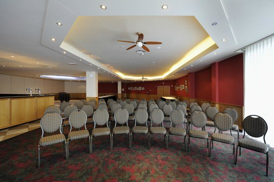 Charleroi Airport Hotel: Meeting room