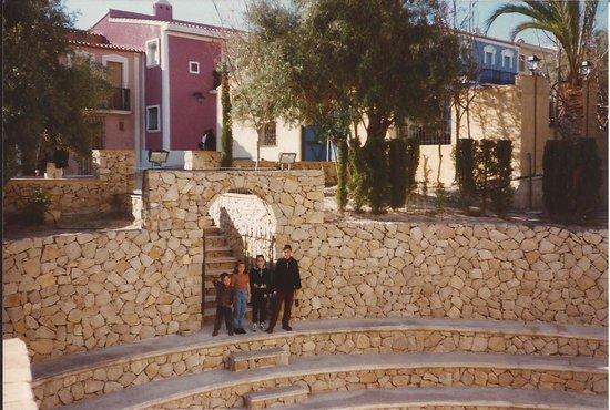 Pueblo Acantilado Suites : Los mejores recuerdos de mi infancia