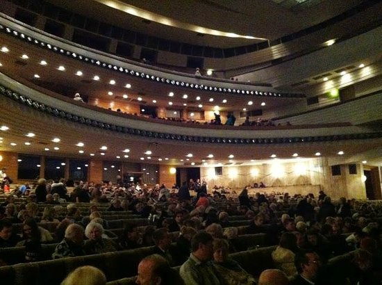 The Kharkov National Academic Opera and Ballet Theatre