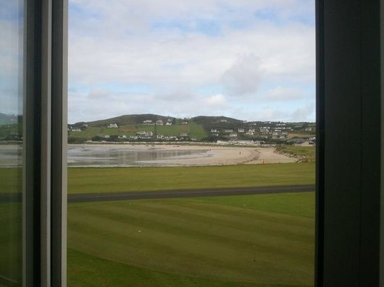 Rosapenna Hotel & Golf Resort: view from our room