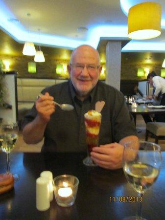 Bracken Court Hotel: In the restaurant