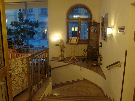 Hotel Beethoven Wien: Hotel Beethoven