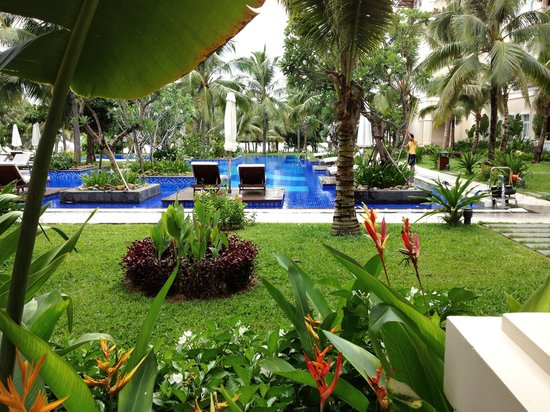 Vinpearl Da Nang Resort & Villas: View from our room