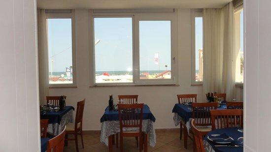 Hotel Panama : Sala ristorante