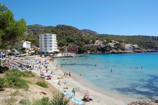 Port d'Andratx, España: nearby Sant Elm Beach