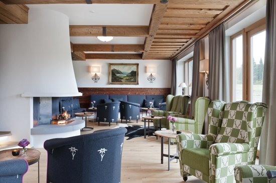 Hotel Gut Steinbach: Kaminbar