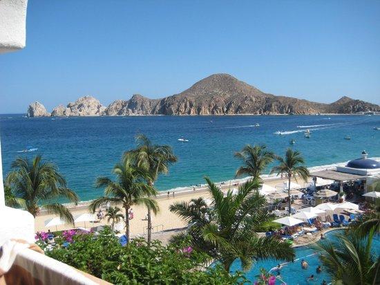 Pueblo Bonito Los Cabos: VISTA DESDE EL 4TO PISO