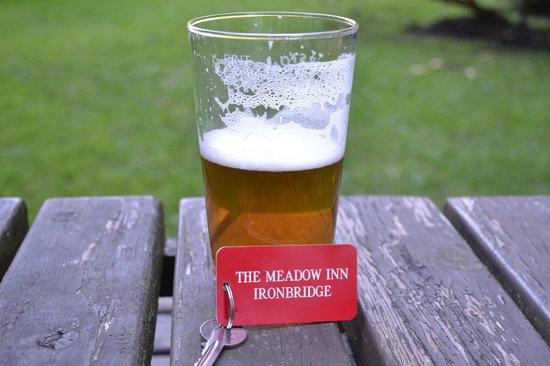 Meadow Inn & Steakhouse: Real Ale