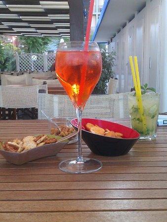 Oscar Spiaggia 298 : aperitivo