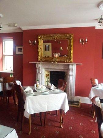 Waterloo House : Breakfast