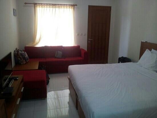 Dewi Dewi Villas: room