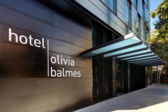 Olivia Balmes Hotel : Entrance
