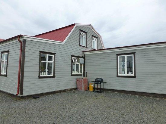 Ensku Husin Guesthouse : The lodge itself