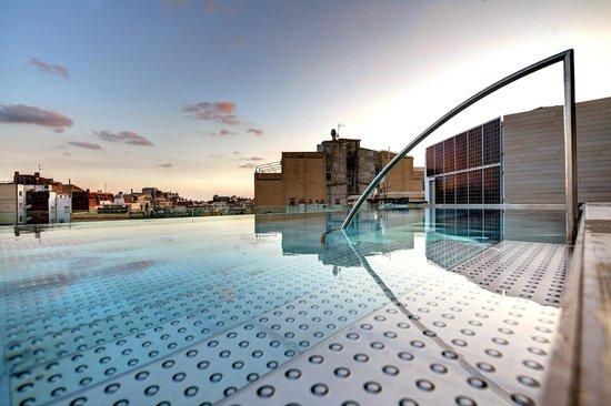 Olivia Balmes Hotel : Rooftop pool