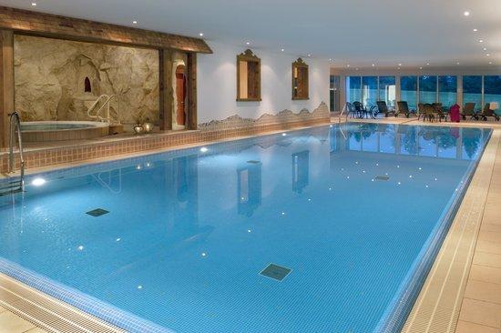 Hotel Gut Steinbach: Pool