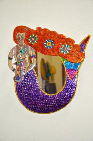 El Diablo y la Sandia Libres: décoration dans la chambre Sirena