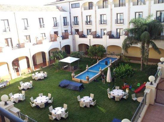 Mahara Hotel & Wellness : vista dalla camera