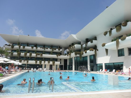 Hotel Deloix Aqua Center: piscine