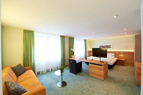 Hirsch Hotel Gehrung: Junior Suite Business