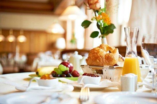Hirsch Hotel Gehrung: Frühstück