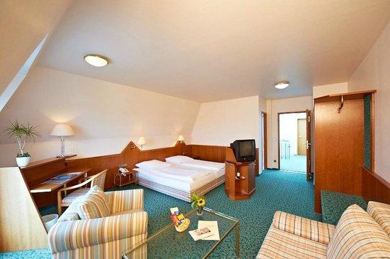 Hirsch Hotel Gehrung: Junior Suite