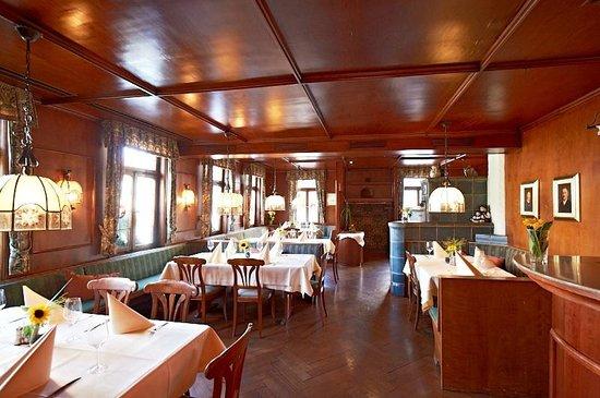 Hirsch Hotel Gehrung: Schwäbische Stube