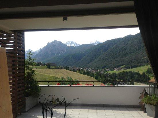 Bella Vista Hotel Emma: panorama