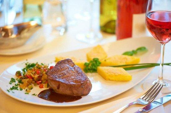 Hirsch Hotel Gehrung: Restaurant