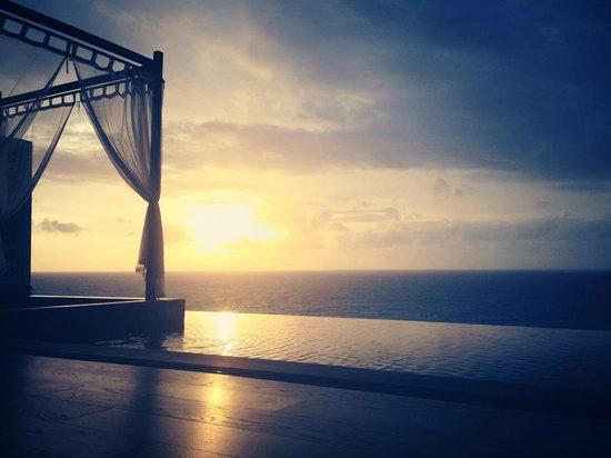 The Shore at Katathani: sunset