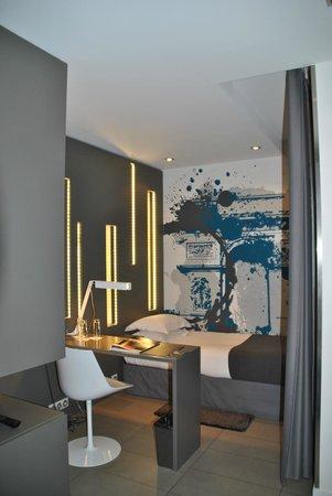 Hotel Arc de Triomphe Etoile: letto singolo