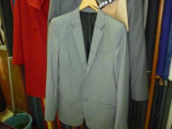 Aman's Fashion Tailor: jacket model