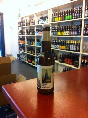 The Beer Shop: shop