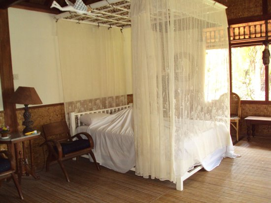 Bali Breeze Bungalows: My bedroom