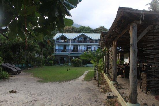 Augerine Guest House : hotel ground
