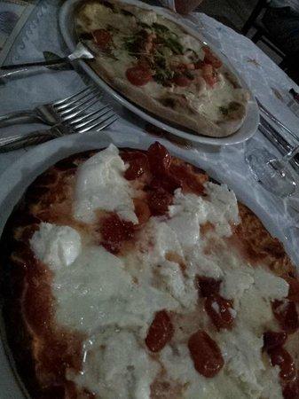 Osteria Scopari : pizze ottime!!