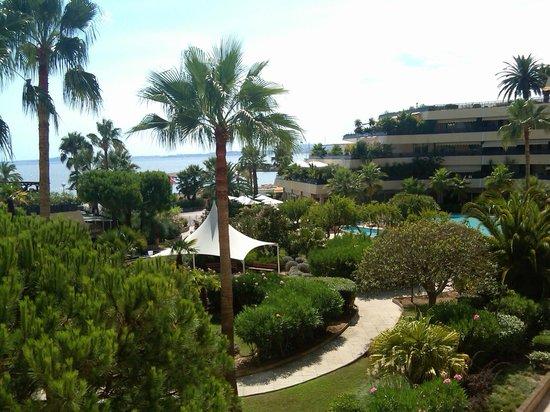 Holiday Inn Nice - Saint Laurent Du Var : vista camera
