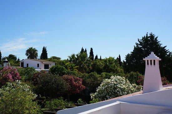 Rocha Brava Village Resort: View from balcony